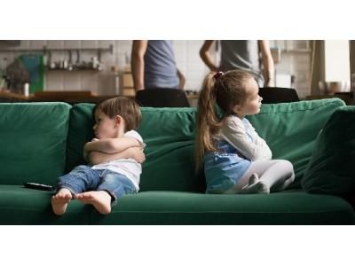 Братские «войны»: как научить детей решать конфликты