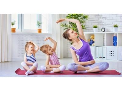 Детская йога как способ формирования гармоничной личности