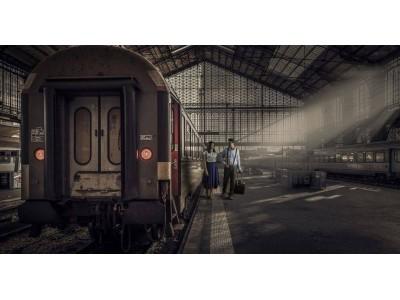 Особенная радость. Два поезда в метро