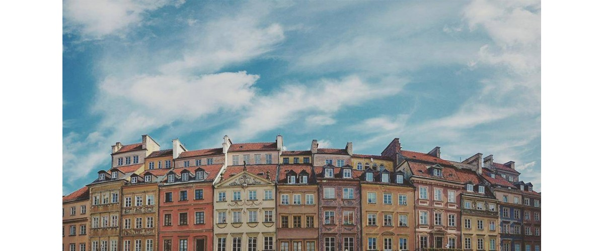 Неожиданные открытия Варшавы