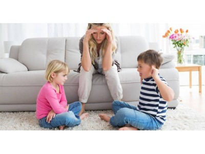 Почему дети ссорятся?