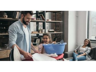 Розподіл домашніх обов'язків у родині
