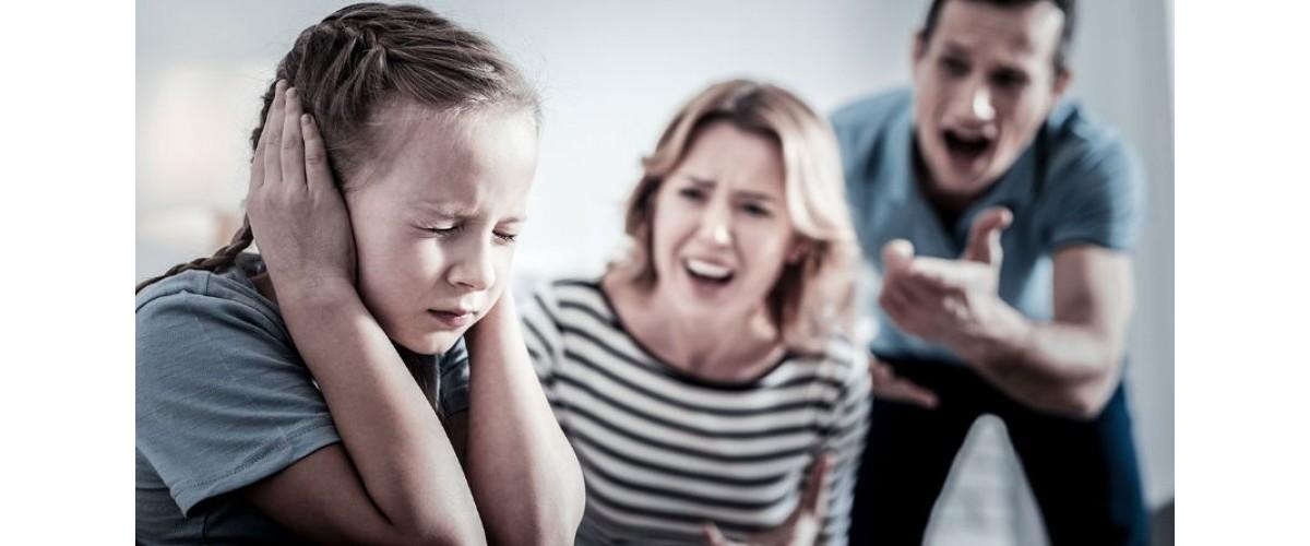 Токсичные родители: что делать?