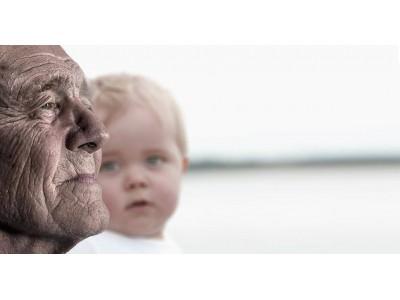 Внуки – секрет долголетия бабушек и дедушек