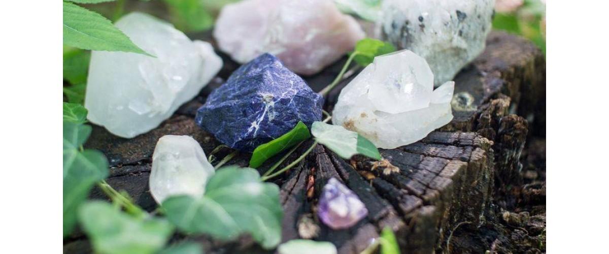 Как найти свой кристалл