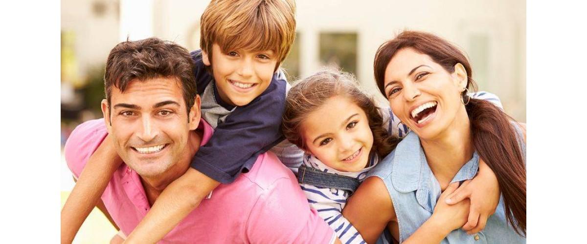 Заповеди счастливой семьи