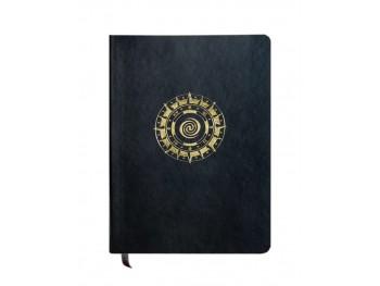 Щоденник Бізнес-навігатор | Чорний | Колесо Життя