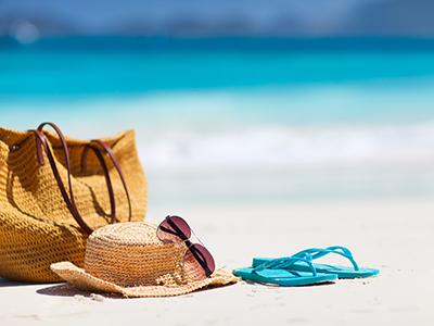 Как организовать нескучный и полезный пляжный отдых