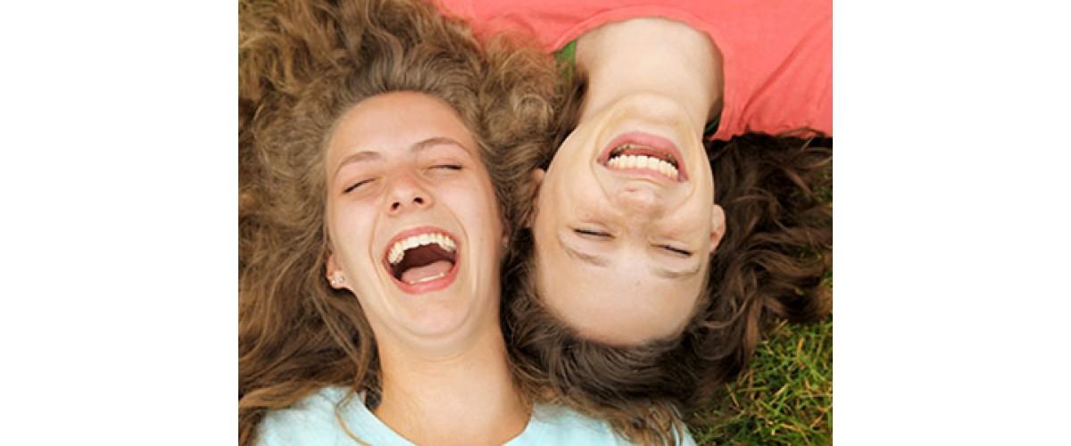 Терапія сміхом: як бути здоровим і щасливим