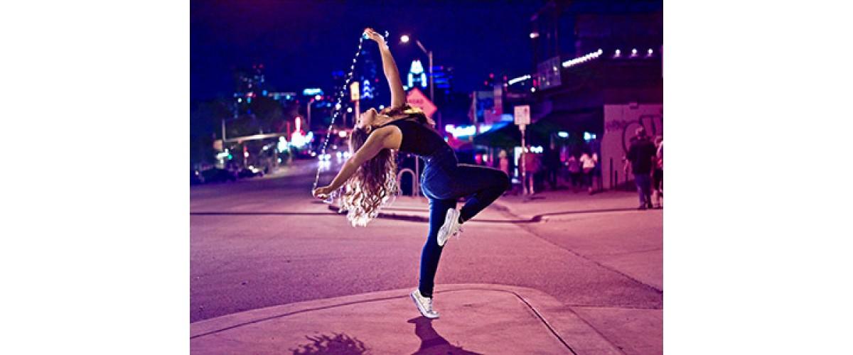 Танець зцілення душі: п'ять ритмів Габріели Рот