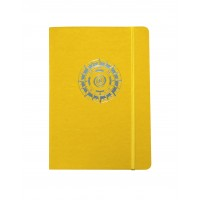 Ежедневник Бизнес-навигатор | Желтый | Колесо Жизни