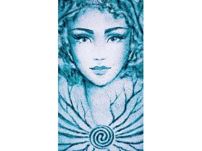 Елена Андрейчикова - «Круго ворот женщины в природе»