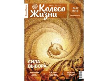 Электронный журнал Колесо Жизни № 6 (119) '18 Сила Выбора | РУС
